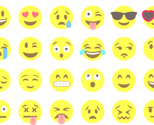 Blog - Do emojis belong in college email marketing?