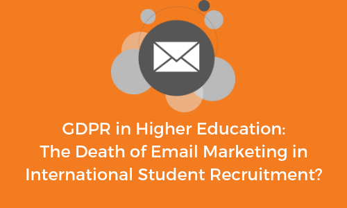 GDPR-compliant email marketing insights webinar