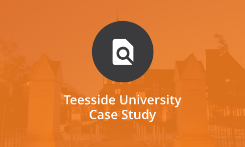 Teesside University Case Study for International Student Enrollment